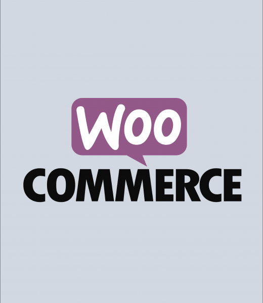 woo commerce fondo azul